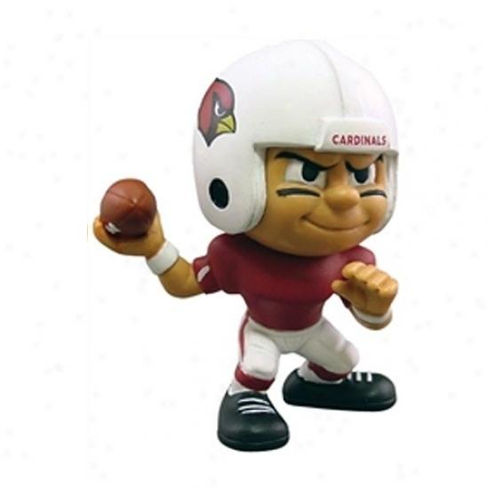 Arizona Cardinals Li'l Teammates Quarterback Figurine