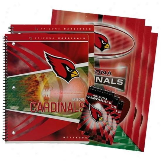 Arizona Cardinals School Combo Pack