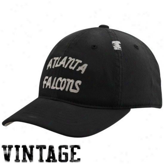 Atlanta Falcon Merchandise: Reebok Atlanta Falcon Aid Vintage Flex Slouch Hat