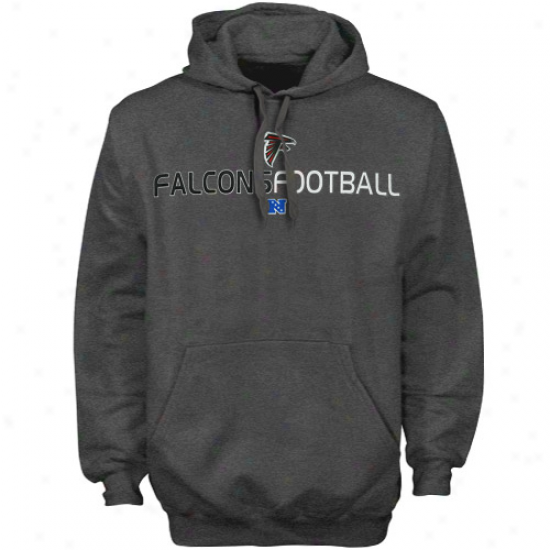 Atlwnta Falcon Sweat Shirt : Atlanta Falfon 1st And Goal Iii Sweat Shirt