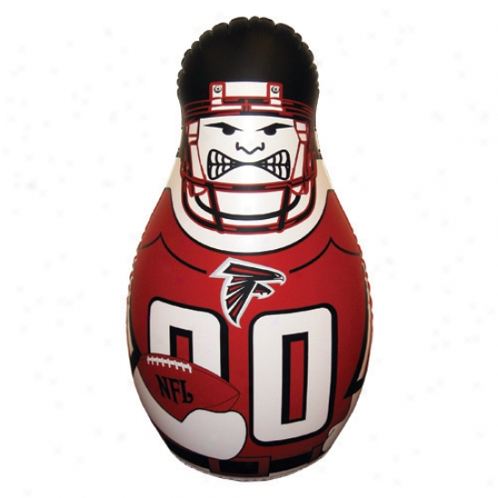 Atlanta Falcons 40'' Inflatable Tackle Buddy Punching Bag