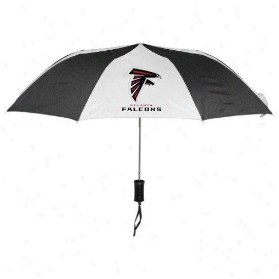 Atlanta Falcons 42'' Folding Umbrella