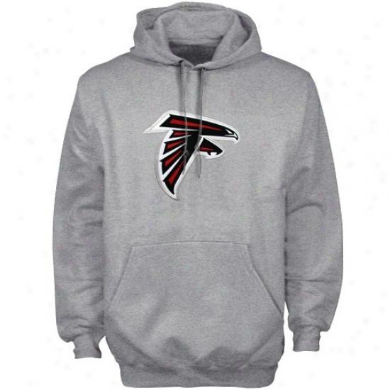 Atlanta Falcons Fleece : Reebok Atlanta Falc0ns Ash Playbook Fleece