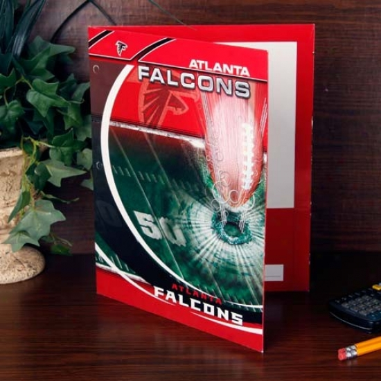 Atlanta Falcons Folder