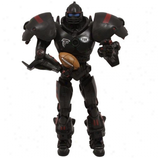 Atlanta Falcons Fox Sports Cleatus The Robot Action Figure