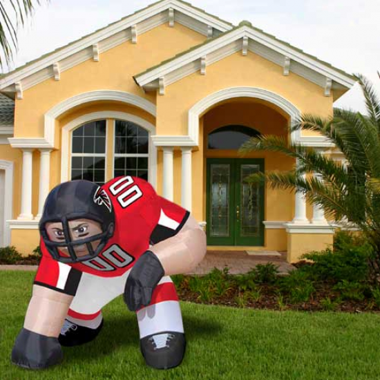 Atlanta Falcons Inflatable Bubba Mascot