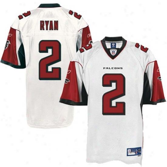 Atlanta Falcons Jersey : Reebok Nfl Equipment Atlanta Falcos #2 Matt Ryan Of a ~ color Premier Jersey