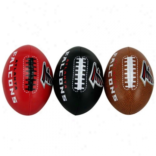 Atlanta Falcons Softee 3 Ball Set