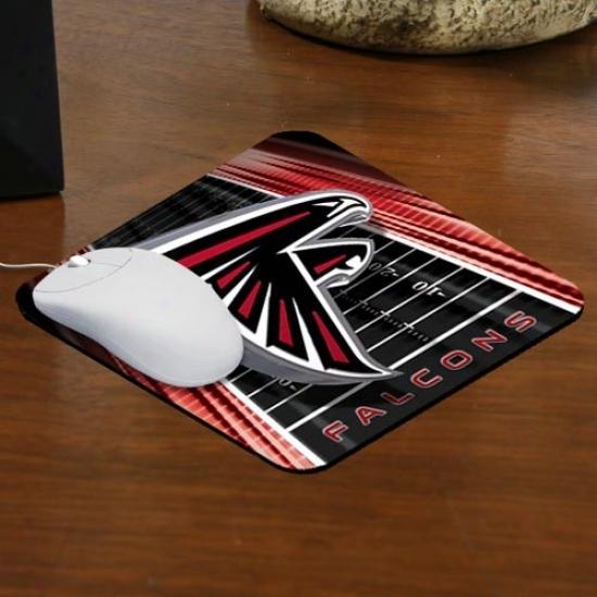 Atlanta Falcons Team Logo Mousepad