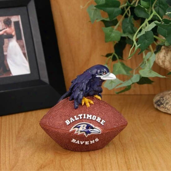 Baltimore Ravens Football Paperweight