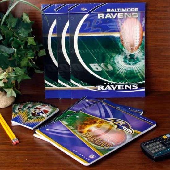 Baltimore Ravens School Combo Pack