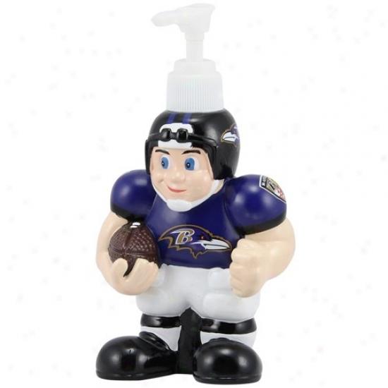 Baltimore Ravens Soap Dispenser