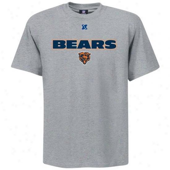 Bears Dress: Bears Ash Critical Vic5ory T-shirt