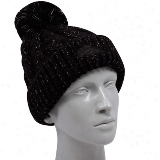 Broncos Ca0 : Reebok Broncos Ladies Black Knit Cap