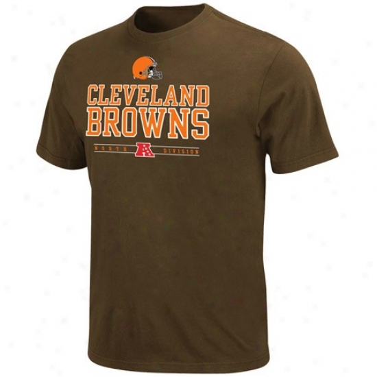 Btowns Shirt : Browns Brown Critical Victory Shirt
