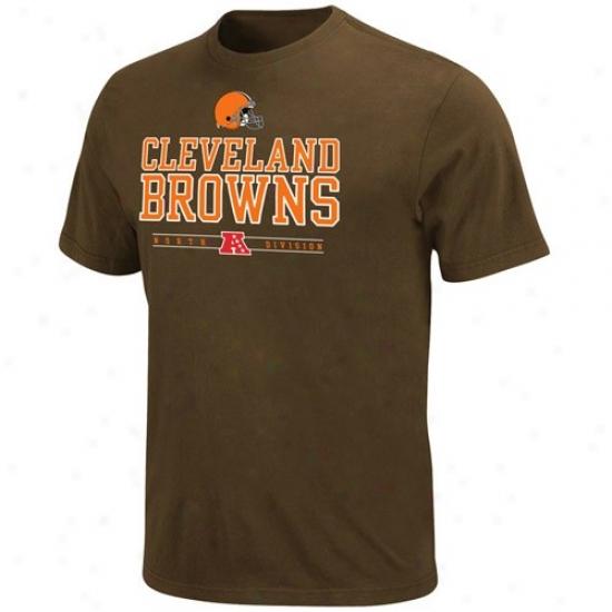 Btowns Shirt : Browns Brown Critical Victory Shirt
