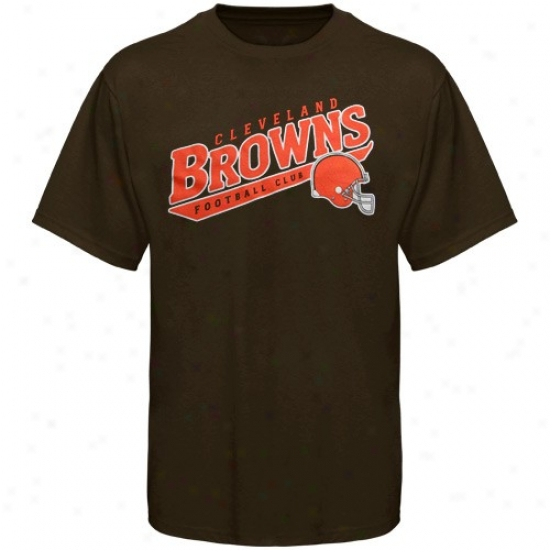 Browns Tee : Reebok rBowns Preschool Brown The Appointment Is Tails Tee