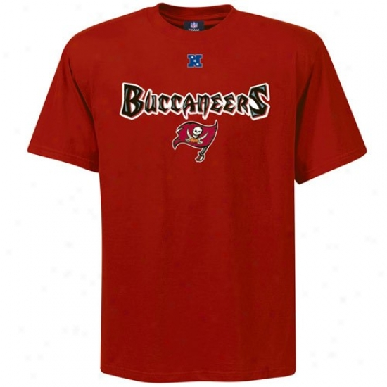 Bucs Tees : Bucs Red Critical Victory Tees