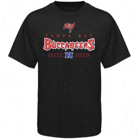 Bucs Tshirt : Bucs Black Critical Victory Tshirt