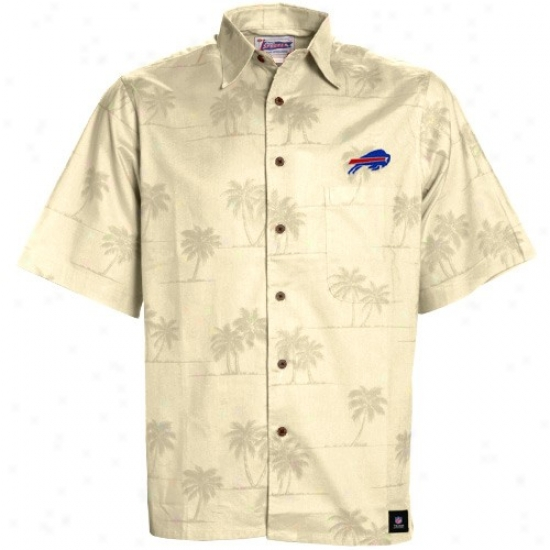 Buffalo Bill Clothing: Reyn Spooner Buffalo Kiss Natural Scenic Button-up Shirt