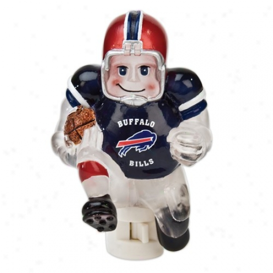 Buffalo Bills 5-inch Running Back Night Light