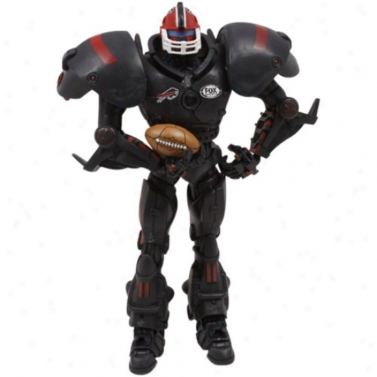 Buffalo Bills Fox Sports Cleatus The Robot Action Figure