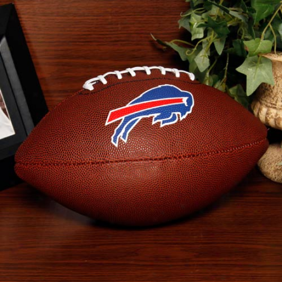 Buffalo Bills Full-size Game Time Football