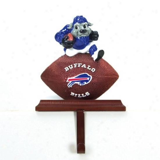 Buffalo Bills Mascot Stocking Hager
