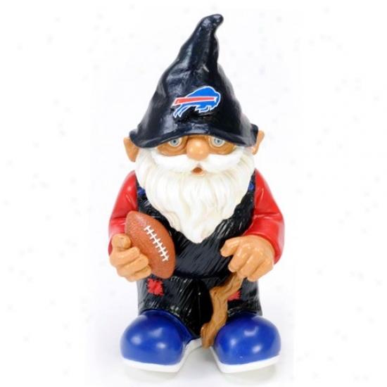 Buffalo Bills Mini Football Gnome Figurine