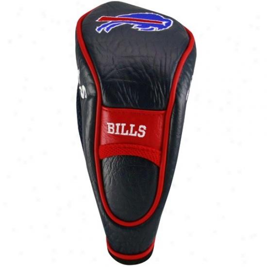 Buffalo Bills Navy Blue-red Hybrid Headcover