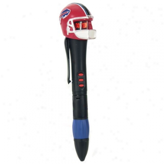 Buffalo Bills Programmable Light-up Pen