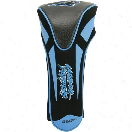 Carolina Panthers Black-light Blue Jumbo Apex Headcover