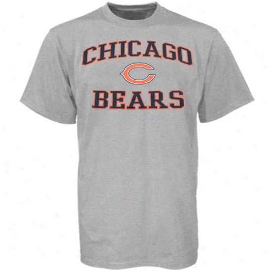 Chicago Bear Shirts : Chicago Bear Ash Love And Soul Shirts