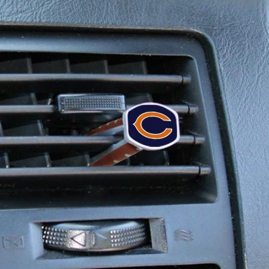 Chicag0 Bears 4-pack Vent Air Fresheners