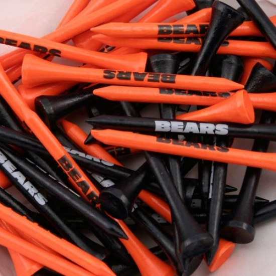 Chicago Bears 50-count Golf Tees