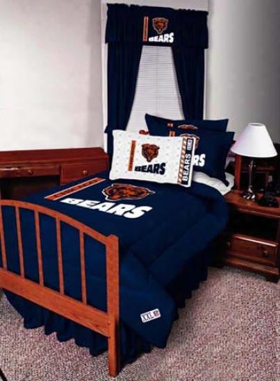 Chicago Bears Full Sheet Set
