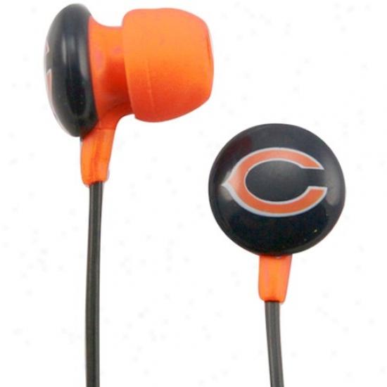Chicago Bears In-ear Headphone Buds