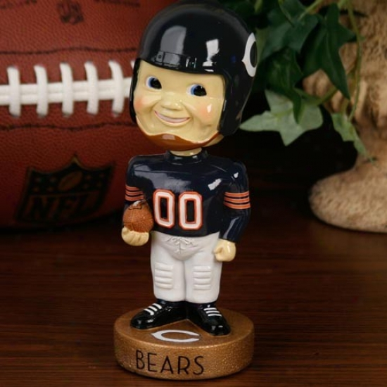 Chicago Bears Legacy Bobblehead Figurine
