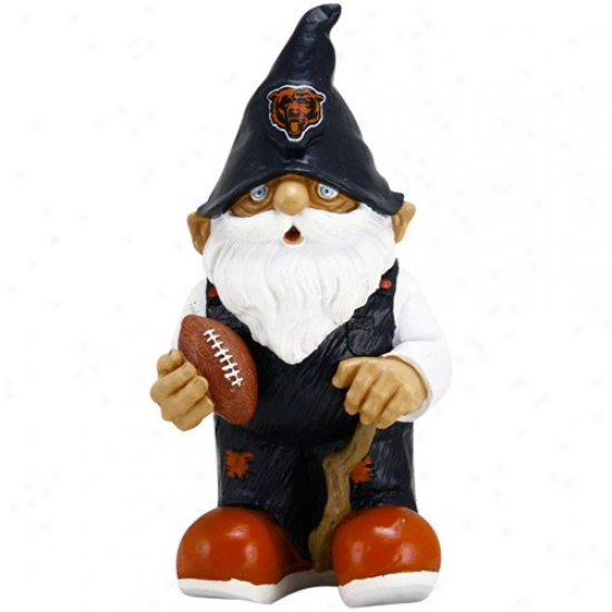 Chicago Bears Mini Football Gnomme Figurine