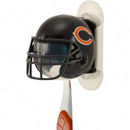 Chicago Bears Mirror Mount Helmet Toothbrush Holder