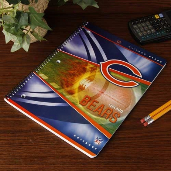 Chicago Bears Notebook
