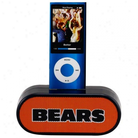 Chicaog Bears On-the-go Portable Mini Speaker