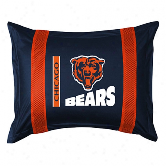 Chicago Bears Sideline Pillow Sham