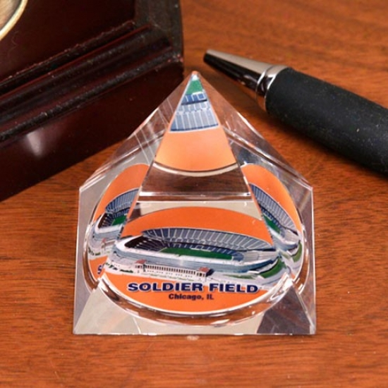Chicago Bears Soldier Field Pyramid