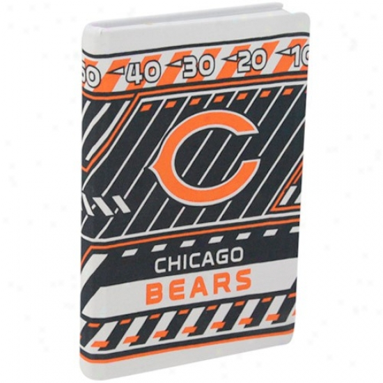 Chicago Bears Stretchable Book Cover