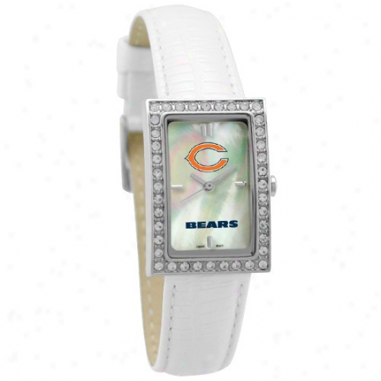 Chicago Bears Wrist Watch : Chicago Bears Ladies Allure Wrist Watch
