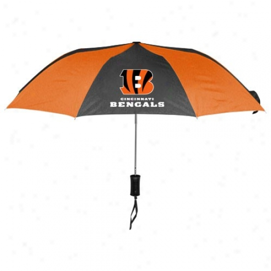 Cincinnati Bengals 42'' Folding Umbrella