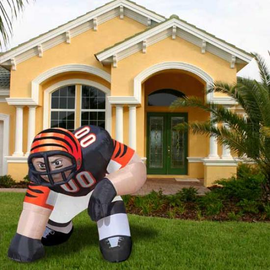 Cincinnati Bengals Inflatable Bubba Mascot