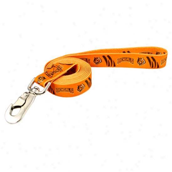 Cincinnati Bengals Orange 6' Tie