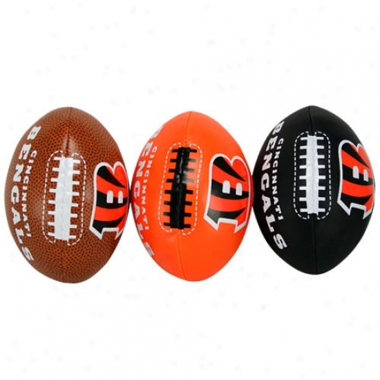 Cincinnati Bengals Sofree 3 Ball Regular